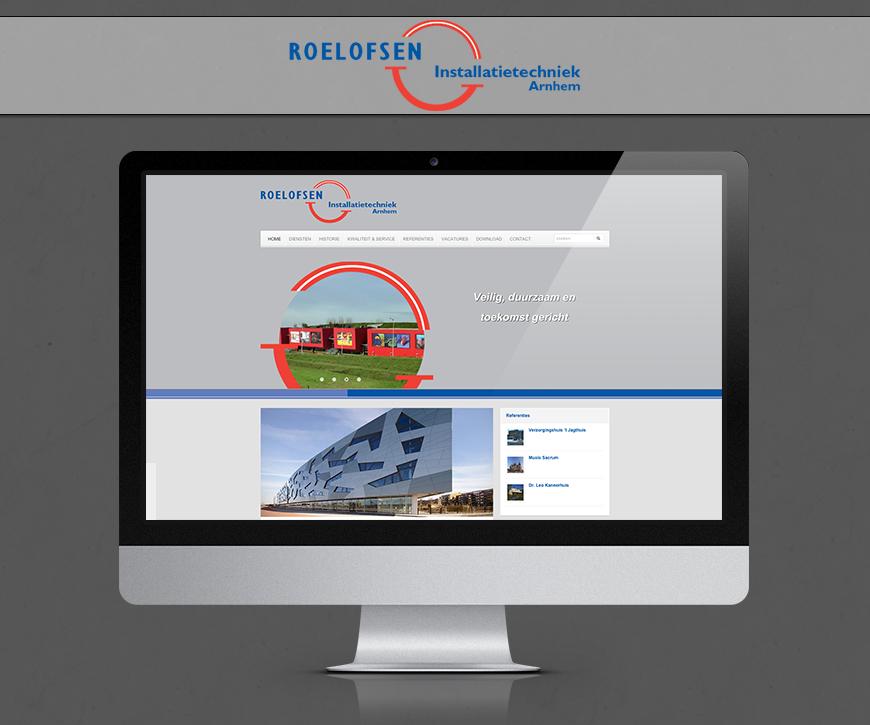 Roelofsen – Website