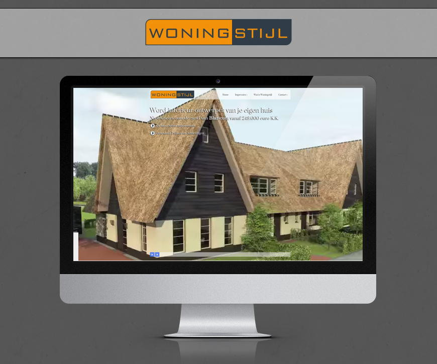 Woningstijl – Website