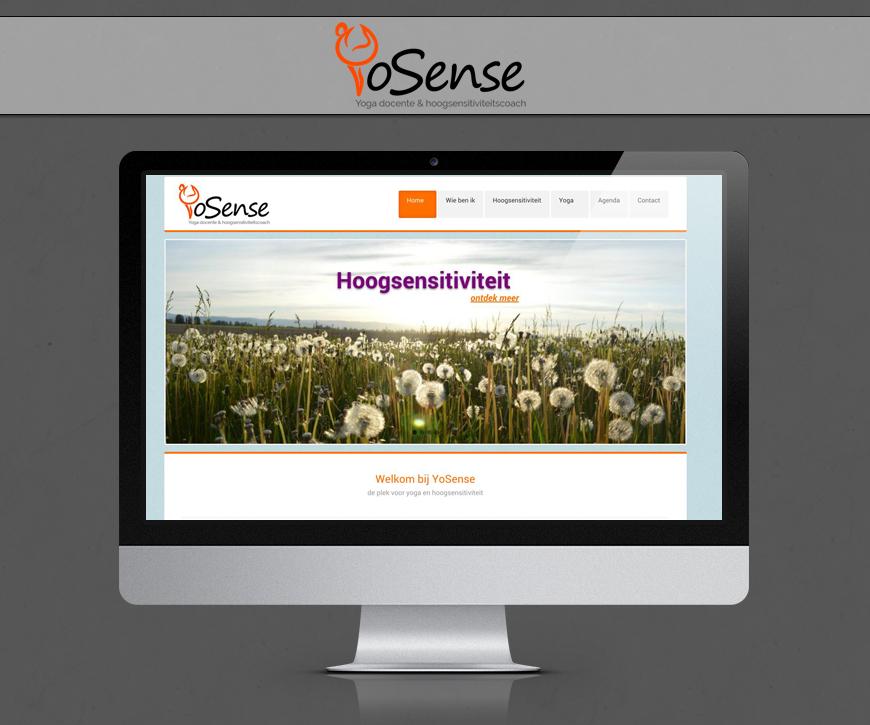 Yosense – Website